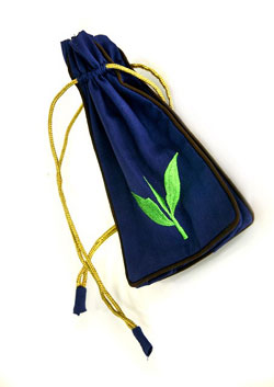 Our Special Embroidered Drawstring Gift Bag