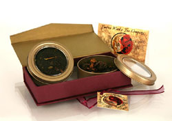 Festive Teas - Golden Tiger Tea and Hidden Treasures Dragon Tea